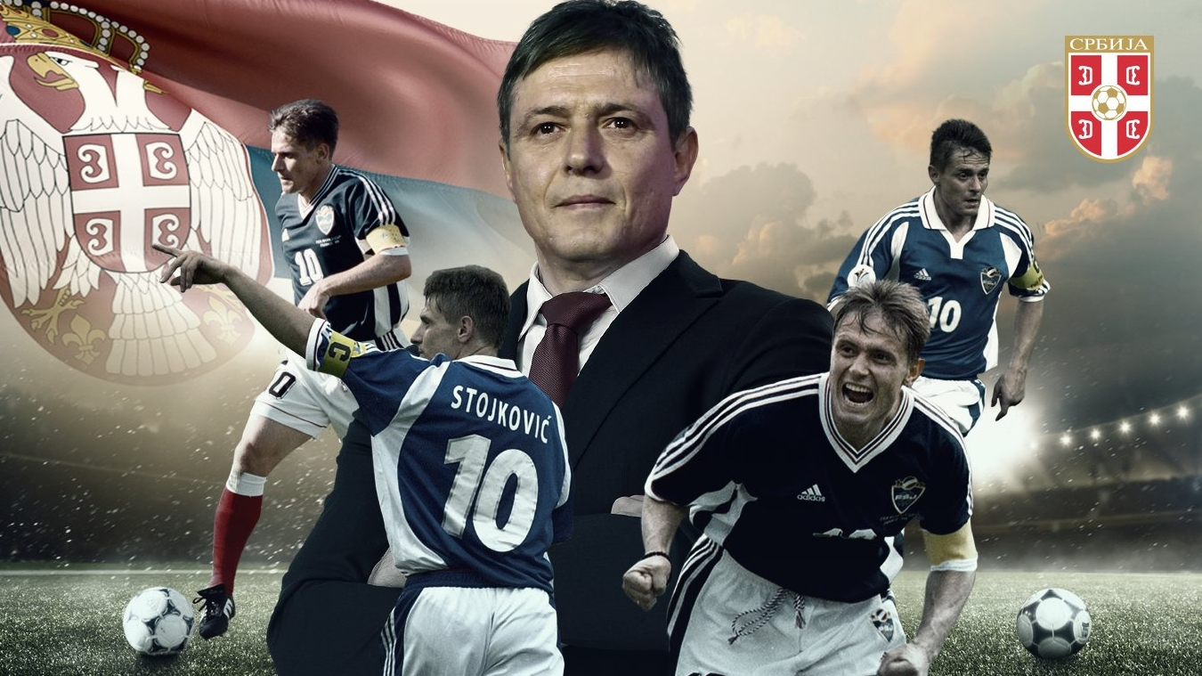 Sırbistan Milli Futbol Takımı'nın yeni teknik direktörü belli oldu