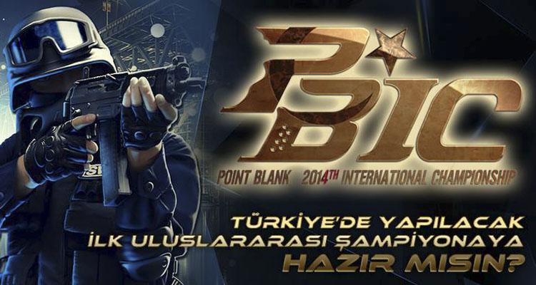 Türkiye'nin uluslararası ilk e-spor şampiyonası